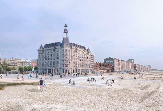 Belgische kust krijgt eindelijk historisch kroonjuweel terug: 'The Grand'