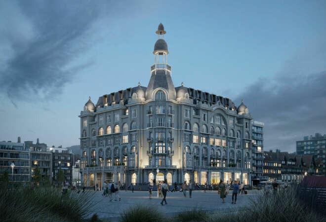 'The Grand' in Nieuwpoort krijgt groen licht